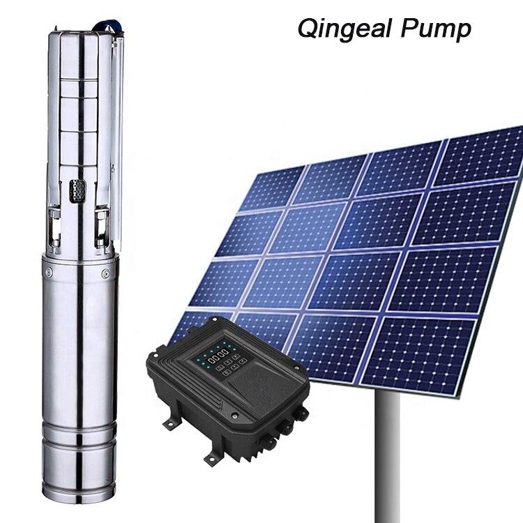 Energia solar bomba centrífuga bomba de motor