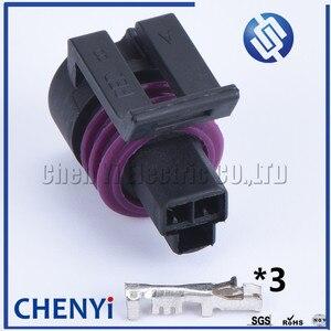 5 комплектов 3 pin Delphi Водонепроницаемый Автомобильный датчик давления топлива масла; Разъем для подключения 12110192 12065287 12078090 серии efi