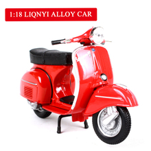 1:18 Alloy Motorcycle Diecast Model Toy for Kids Birthday Gift Toys Collection Original Hot Sell  Motorcycle Model mini vintage metal toy motorcycle toys hot wheel safe cool diecast blue yellow red motorcycle model toys for kids collection