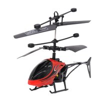 Helicopter Remote-Control with Light-Drop-Resistant Kids' Toy Gift 3-Colors-Available