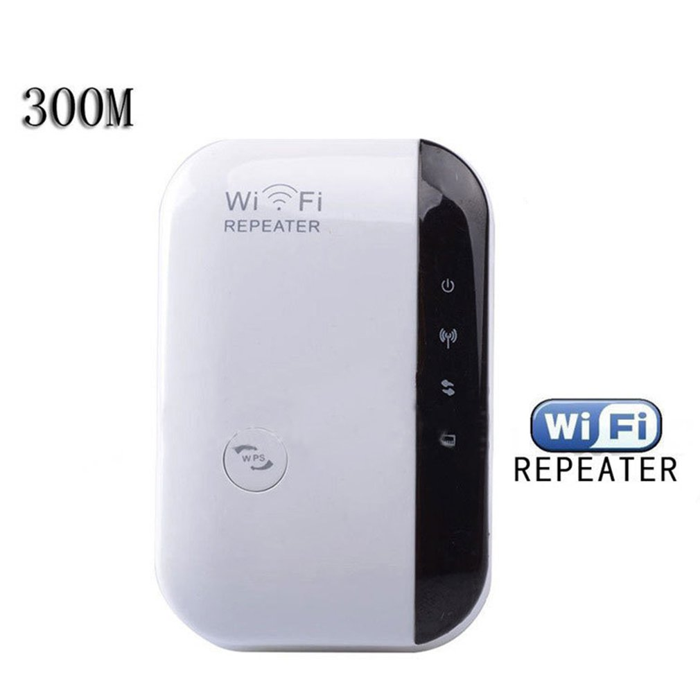 Wireless Wifi Repeater Wifi Signal Amplifier Long Range Wifi Extender 300 Mbps Amplifier Booster Signal Amplifier WiFi AP Router