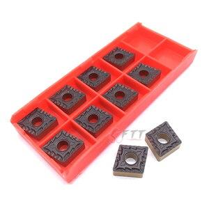 Image 2 - CNMG120408 CQ PC4225 超硬インサート CNMG120412 CNMG120404 高品質外部旋削工具カッターツール旋削インサート
