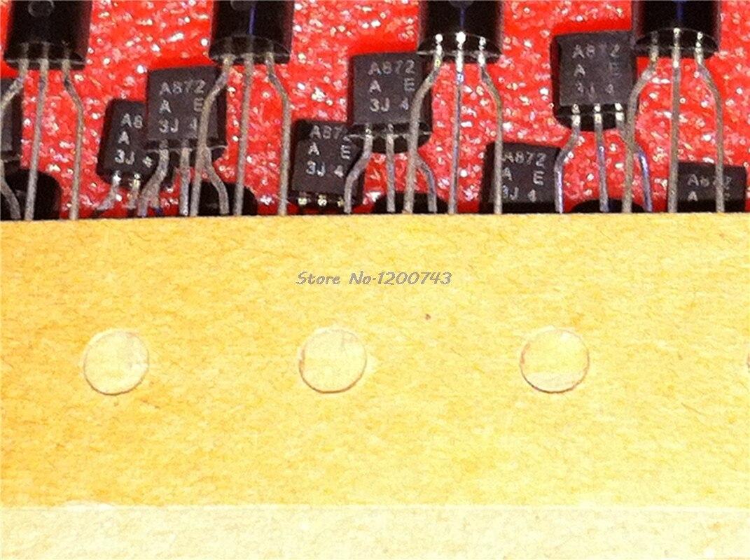 10pcs/lot 2SA872A-E 2SA872A 2SA872 TO-92 Best Quality