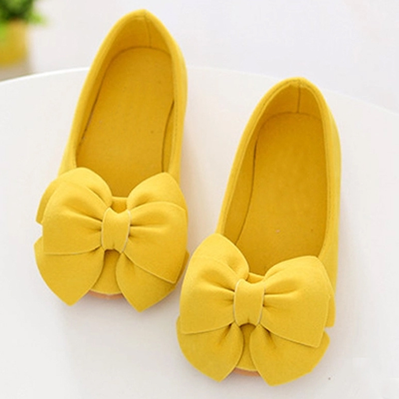 2020 New Princess Fashion Spring Bow Baby Girl Party Shoes Kids Leather Shoes Children'S Shoes 1 2 3 4 5 6 7 8 9 10 11 12 Years