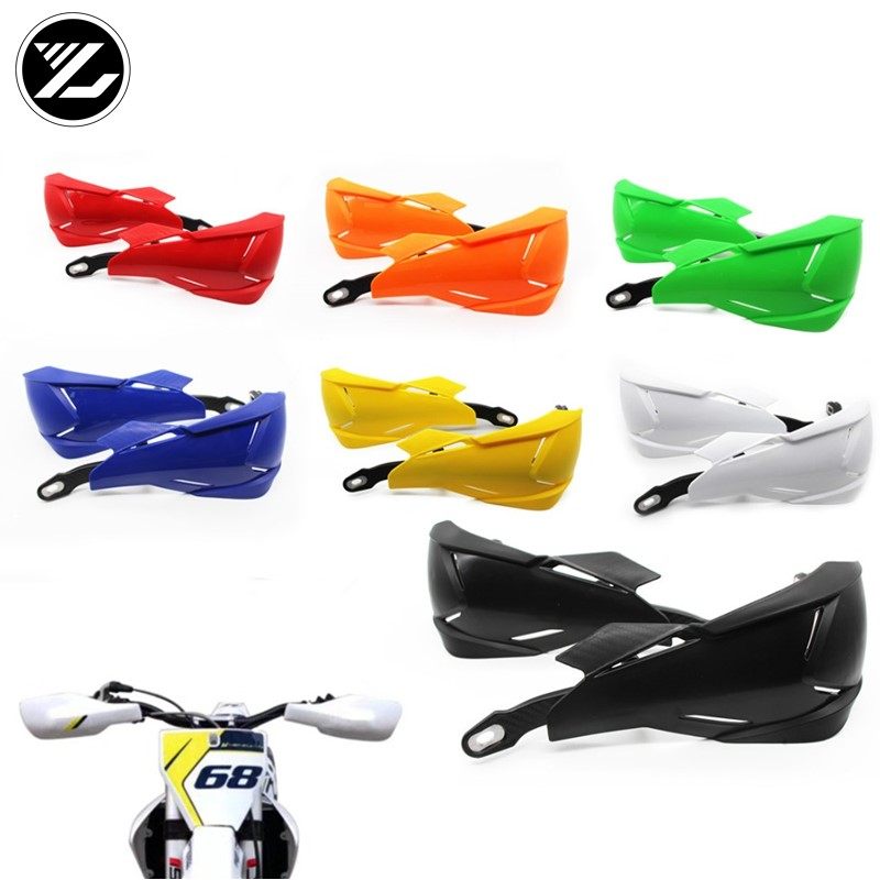 Motorcycle Hand Guard Handguard Protection For Honda Suzuki KTM Husaberg Husqvarna