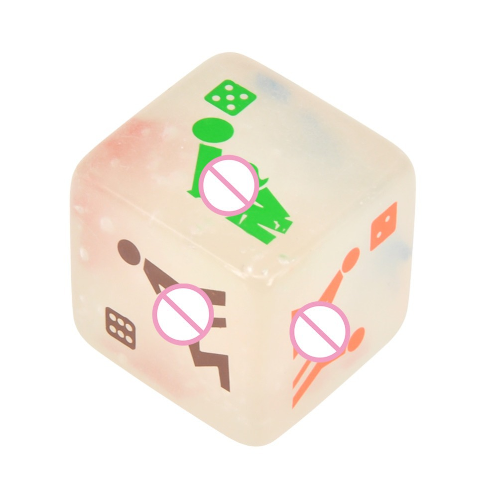 Sex Dice Erotic Craps Sex Cube Toys For Adults Sex Toys Funny Romance Fun Love Game Couple Humour Party Gambling Dice Set