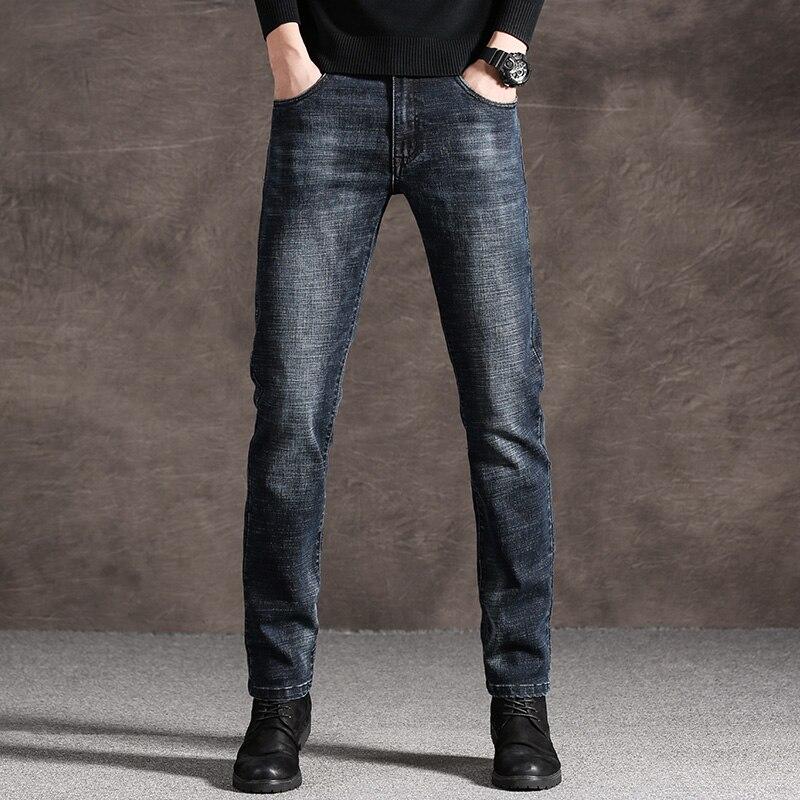 Men Jeans Jean Homme Black Denim Skinny Spijkerbroeken Heren Pants Trousers Biker Stretch Slim Fit Hip Hop Mens Brand Vaqueros