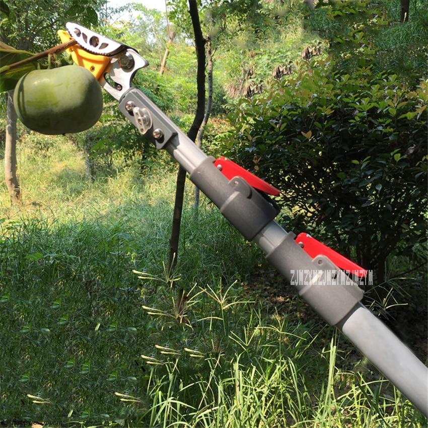 3 Meter Upgraded High-altitude Fruit Scissors Garden Telescopic Hedge Trimmer Fruit Tree Pruning Shears High Branch Pruning Tool