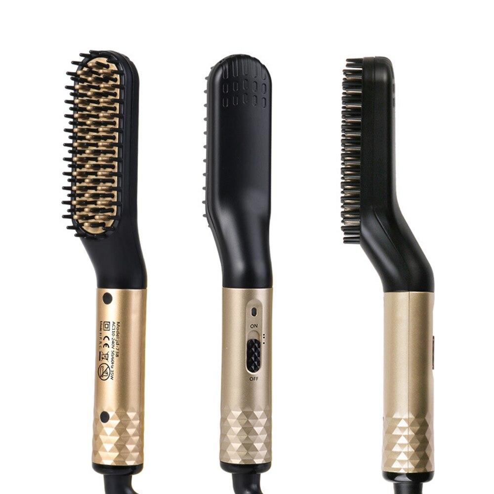 Beard Straightener Brush 14