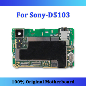 Image 1 - For Sony Xperia T3 D5103 Motherboard 8GB ROM 100% Original Mainboard Android OS Logic Board With Chips