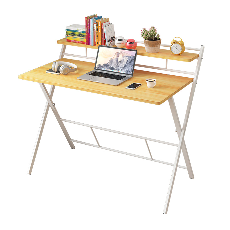 Laptop Table  Portable Simplicity Originality Folding Table Economics Type Mesa Plegable Multi functional Escrivaninha Wooden|Laptop Desks| |  - title=