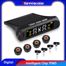 Threespme цифровой дисплей Автомобильный tpms Авто тестер давления