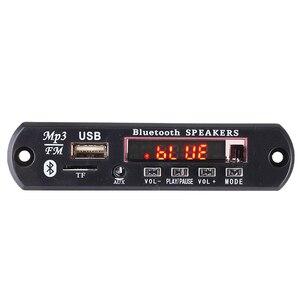 Image 2 - CLAITE 15Wx2 bluetooth 5.0 MP3 Audio décodeur carte amplificateur de puissance accessoires sans perte pour tige de traction amplificateur Audio