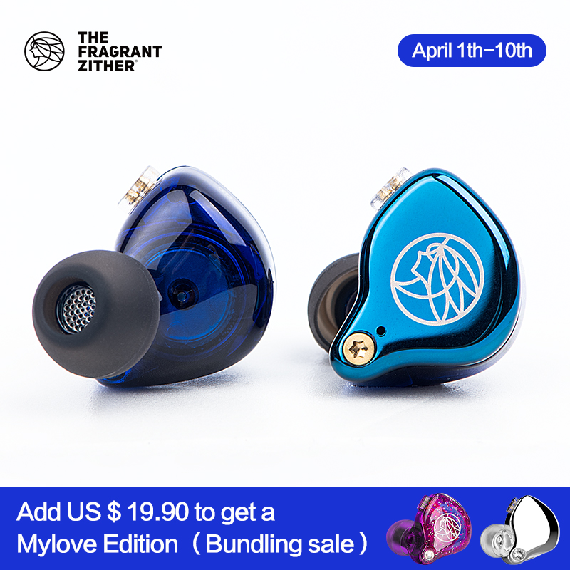 TFZ/T2,Neckband Hifi Monitor Earphones,Bass Sound In-Ear Earphone,3.5mm Middle Bass Music Earbuds,TFZ Perfect Replacement For S4