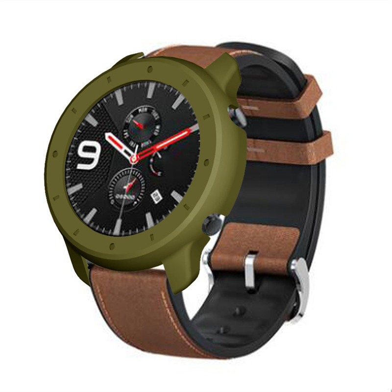 HIPERDEAL Cover Case Shell-Frame-Protector Watch Smart-Accessories Amazfit Gtr Xiaomi