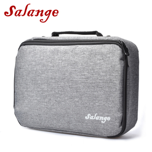 Salange Projector Bag for Mini projector Portable Protective Storage Case, Projector Accessories Mini Beamer Travel Bag
