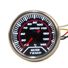 Car-Meter Temperature-Gauge Auto-Smoke-Lens Water 52mm Celsius Pointer YC101228 2-40-140