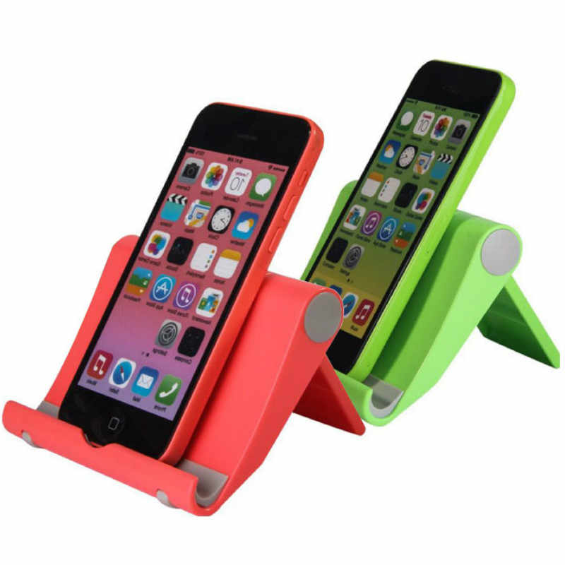 Adjustable Desk Tablet Holder Multi-angle Tablet Stand Accessories for iPhone X 8 7 Plus Stand phone Holder for Xiaomi