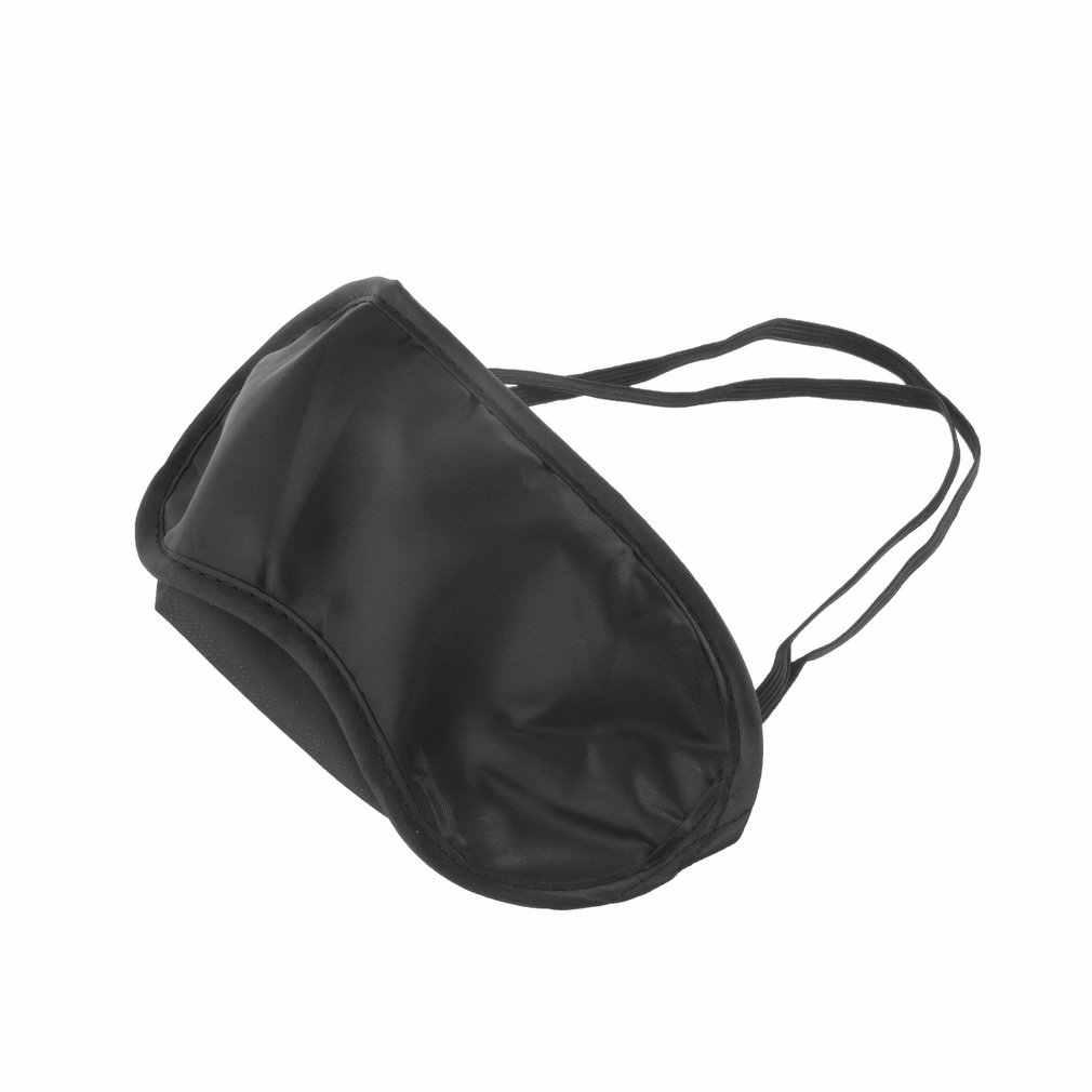 1 Juego de almohada de viaje para el cuello en forma de U almohada de viaje de oficina para el cuello máscara + 2 tapones para los oídos
