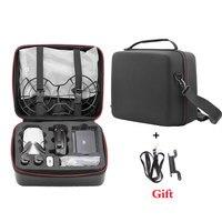 Nylon PU Storage Bag For DJi Mavic Mini Hardshell Box Shoulder Bags for Mavic Mini Portable Package Carrying Case Accessories|Drone Accessories Kits|Consumer Electronics -