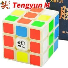 Dayan TengYun M 3x3x3 V8 Magnetic Magico Cubes Professional Tengyun 3x3x3 M Toys Gift Game Kids Educational Toys