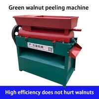 Green walnut peeling cleaning machine production Green walnut Peeling clean machine