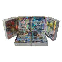 Pokemon 300 GX karta nie powtórzyć Shining gra karciana gra bitewna karta Booster Box kolekcjonerskie karty kolekcjonerskie Pokemon Toy Card