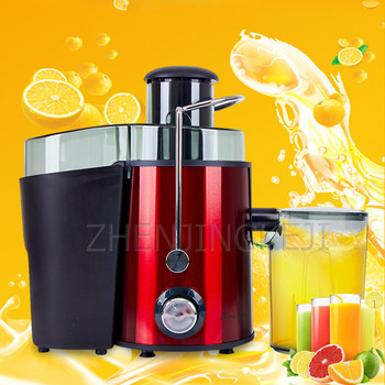 Multifunction Juicer Home Use 220V Electric Vegetable And Fruit Juice Tools Food Processor Blender Mixer Kitchen Appliance 220v multifunction juicer full automatic household fruit and vegetable juice extractor grinder electric blender
