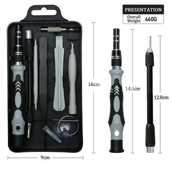 110 In 1 Professional Repair Tool Kit Precision Screwdriver Set For Computer Mobile Phone Electronic Device