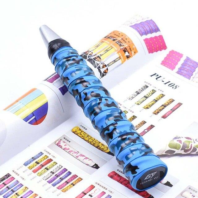 Badminton Racket Tape Anti-skid Hand Glue Sweat Absorbing Camouflage Belt Tape Badminton Racket Cover Tape Non-slip Winding Belt