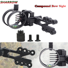 1 PCS Archery Compound Bow Sight Arrow Rest Stabilizer For Hunting Accessories