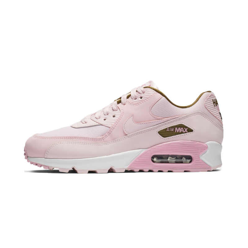 US $100.0 |Original Authentic Nike AIR MAX 90 ESSENTIAL Women's Running Shoe Sneakers Classic Breathable Outdoor Sport Fashion 881105 301 in Running