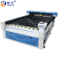 1300*2500mm 3d crystal glass laser engraving machine wood CO2 laser engraver with Ruida controller