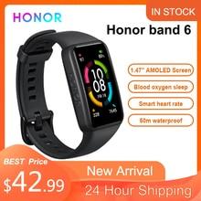Honor Band 6 Smart Wristband Full Screen 1.47