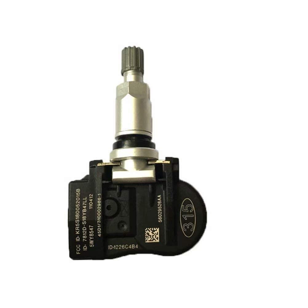 Otomobiller ve Motosikletler'ten Lastik Basıncı Monitör Sistemleri'de Lastik basıncı sensörü TPMS 56029526AA Mopar Dodge Jeep title=