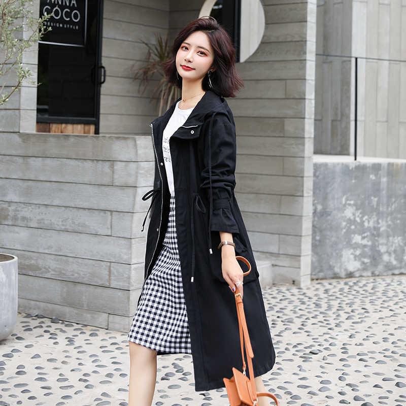 Goedkope groothandel 2019 nieuwe herfst winter Hot selling vrouwen mode netred casual Dames werkkleding mooie Jas BP9917