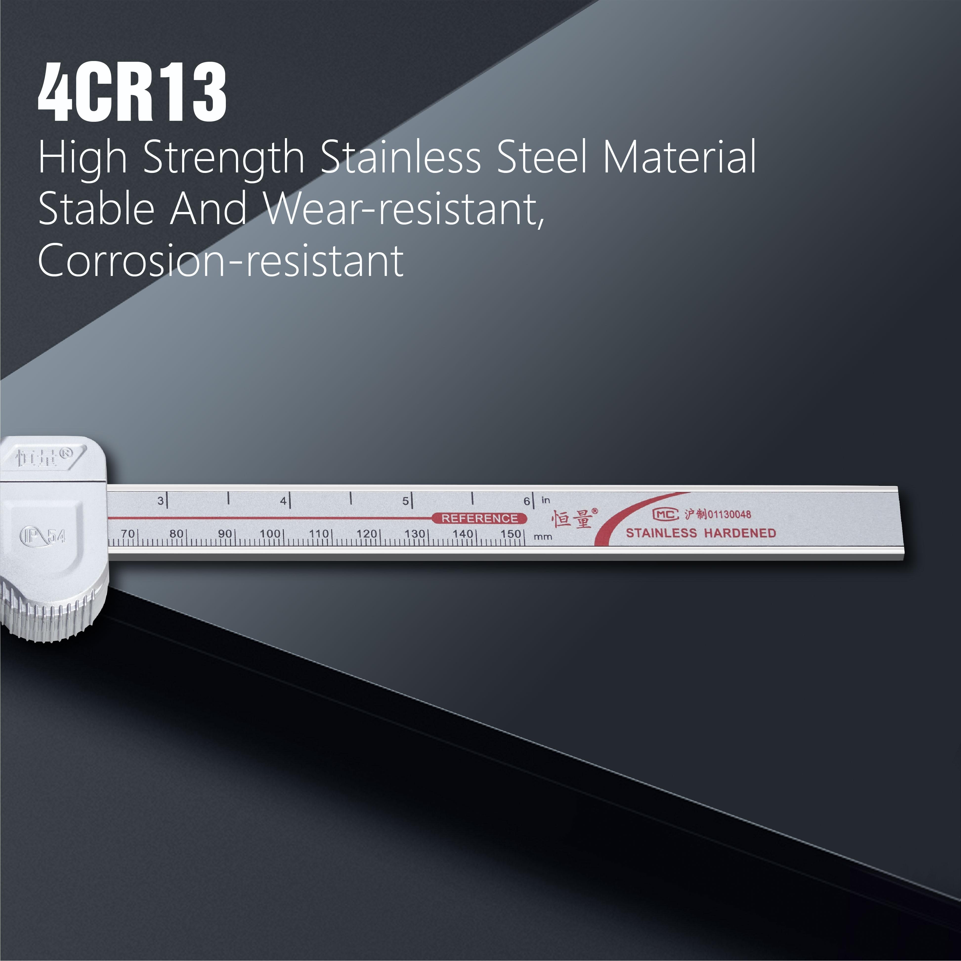 display digital pinça de alta precisão ferramentas de medição não padrão