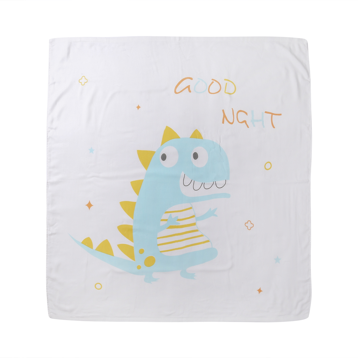 Toddler Blanket  Double Bamboo Fiber Strong Water Absorption Summer Thin Baby Air Conditioning