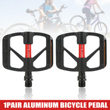 Hot 1Pair Bike Padel Aluminium Alloy Lightweight Bicycle Cycling Pedals for Mountain MVI-ing