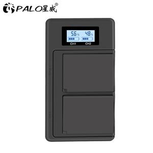 Image 5 - PALO LCD NPW126 USB Digital charger+2pc NP W126 NP W126s camera battery for Fujifilm Fuji X100F XPRO1 X A1 HS50EXR XT1 X T2 X E1