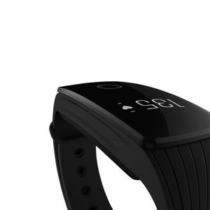 Image 5 - PK ID107 Herz Rate Smart Armband Uhr Herz Rate Monitor Pedometer Smart Band Wireless Fitness Tracker Armband