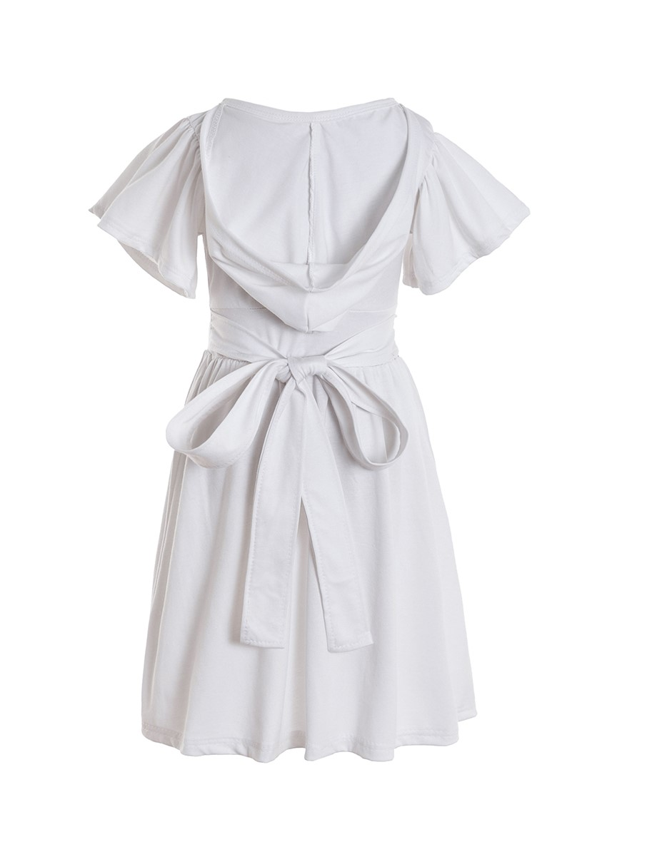 Princess Leia costume, leia outfit,Girls dress,Twirl dress,Halloween Costumes,leia Birthday Outfit,Toddler Dress 2
