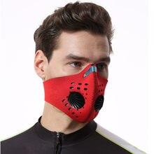 Entrega rápida unissex máscara & filtro respirador boca máscaras faciais lavável filtros reutilizáveis filtro pm 2.5 mascarillas reutilizável 5