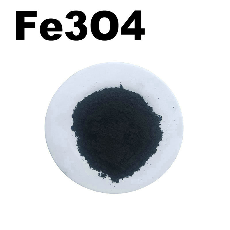 Fe3O4 High Purity Powder 99.9% Black Magnetic Iron Oxide For R&D Ultrafine Nano Powders About 10 Micro Meter 100 -1000 Gram
