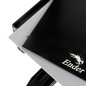Image 5 - Ender 3 V2 zestaw do drukarki 3D zaktualizowany samodzielnie opracowany cichy płyta główna Creality 3D inteligentny czujnik żarnika wznowić drukowanie.