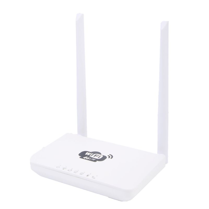 CP7 Worldwide 4G Wireless Wifi Router High Speed Portable Smart CPE Home Hotspot With SIM Card Slot