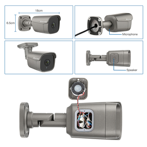 Image 3 - H.265 16CH 5MP 4K HD POE NVR kiti CCTV sistemi IR açık iki yönlü ses AI IP kamera P2P video güvenlik gözetleme seti 2TB HDD