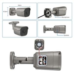 Image 3 - H.265 16CH 5MP 4K HD POE طقم NVR نظام الدائرة التلفزيونية المغلقة الأشعة تحت الحمراء في الهواء الطلق اتجاهين الصوت AI IP كاميرا P2P مجموعة مراقبة الأمن الفيديو 2 تيرا بايت HDD