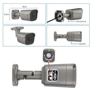 Image 5 - Techage 8CH 5MP HD POE NVR Kit CCTV System Two Way Audio AI IP Camera IR Cut Outdoor P2P Remote Video Security Surveillance Set