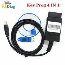 2020 Newest FNR 4 In 1 FNR Key Prog 4-in-1 For Renault/For Nissan/for Ford Car Key Programmer With USB Dongle free shipping